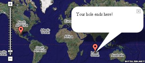 Holy Hole