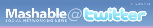 Mashable Twitter edition
