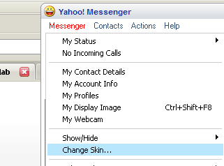 Gatlk Skin Yahoo Messenger